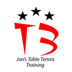Jon's Table Tennis Training